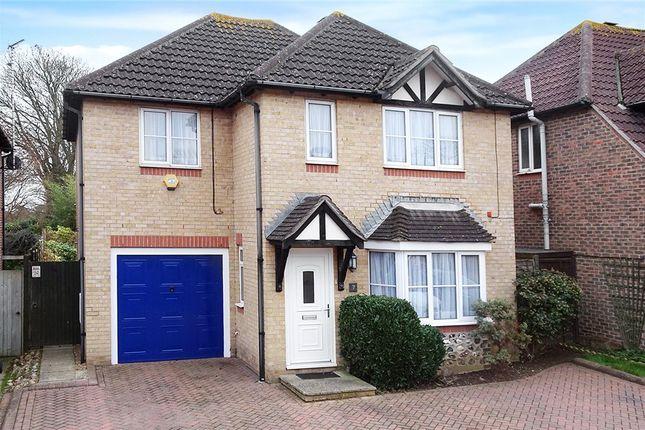 Thumbnail Detached house for sale in Campion Close, Rustington, Littlehampton