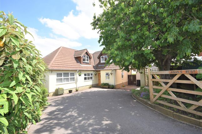 Thumbnail Detached house for sale in Forge End, East Stour, Gillingham