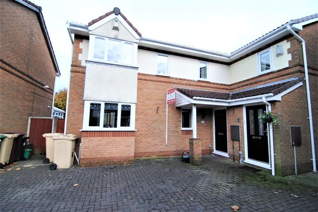 Thumbnail Semi-detached house to rent in Fossgill Avenue, Bolton