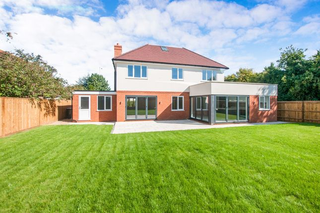 Thumbnail Detached house for sale in Waltham Road, Woodlands Park Village, Maidenhead