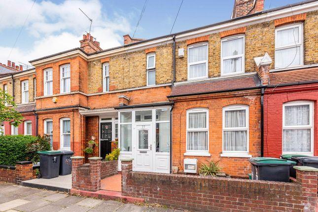 Thumbnail Terraced house for sale in Hewitt Avenue, London