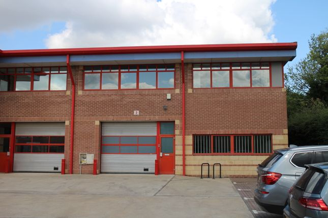 Thumbnail Industrial to let in Unit 2, County Park, Swindon