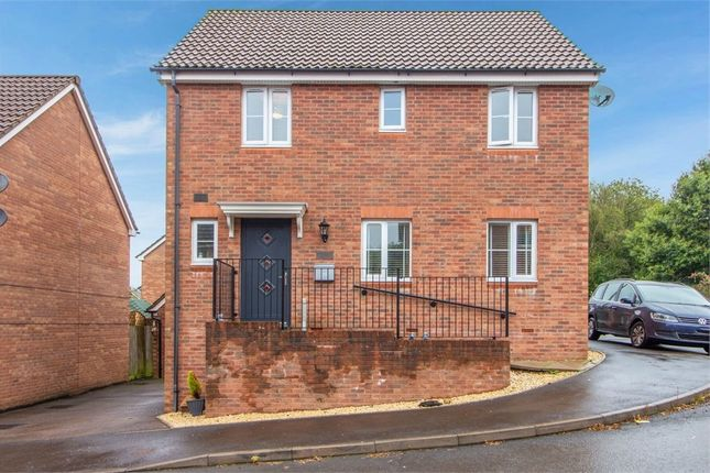 Thumbnail Detached house for sale in Marsh Court, Aberbargoed, Bargoed, Caerphilly
