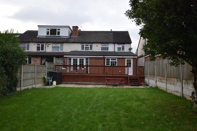 Outside of Allestree Lane, Allestree, Derby DE22