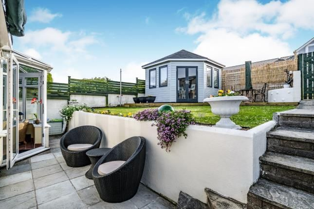 Patio And Garden of Padstow, Cornwall PL28