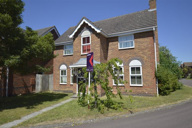 Thumbnail Detached house for sale in Roberts Close, Bishops Cleeve