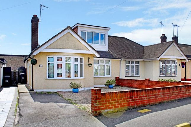 3 bed semi-detached bungalow for sale in Ethelred Gardens, Runwell, Wickford SS11