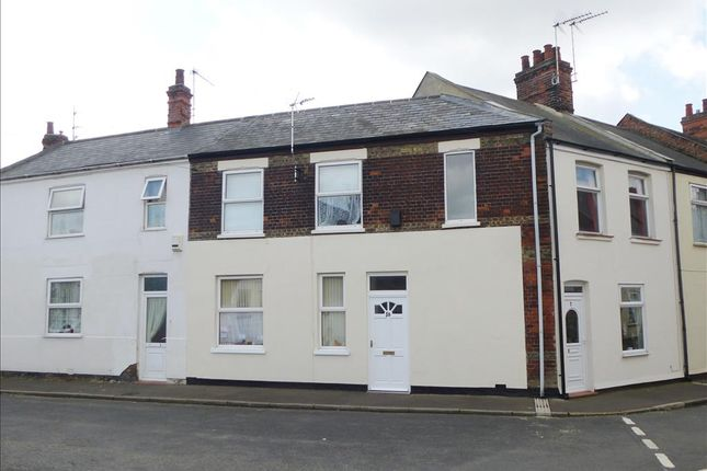Thumbnail Terraced house for sale in Hockham Street, King's Lynn