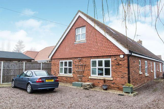 Thumbnail Detached house for sale in Vicarage Lane, Helpringham, Sleaford