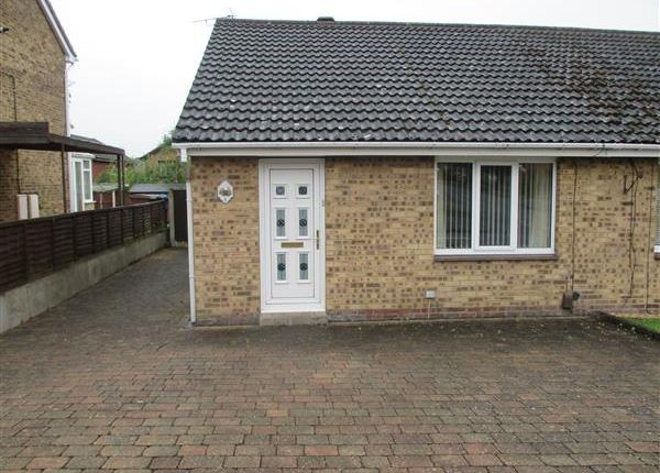 2 bed semi-detached bungalow to rent in Emsworth Close, Shipley View, Nottingham