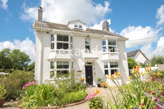 Thumbnail Detached house for sale in Capel Bangor, Aberystwyth