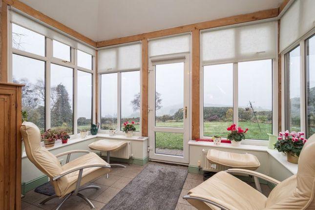 Sun Room of Cloudside, Congleton CW12