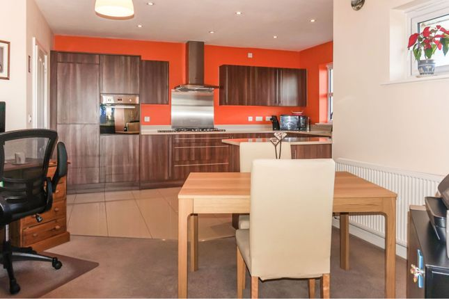 Dining Area of Marmaville Court, Mirfield WF14