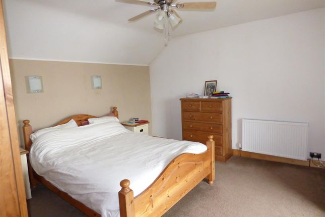 Master Bedroom of Penffordd, Clynderwen SA66