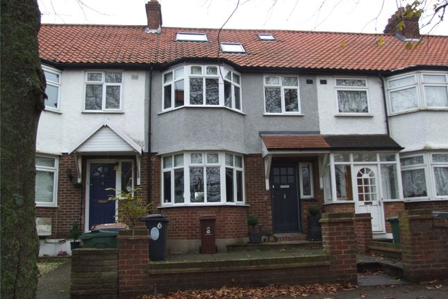 Thumbnail Terraced house to rent in Sewardstone Road, North Chingford