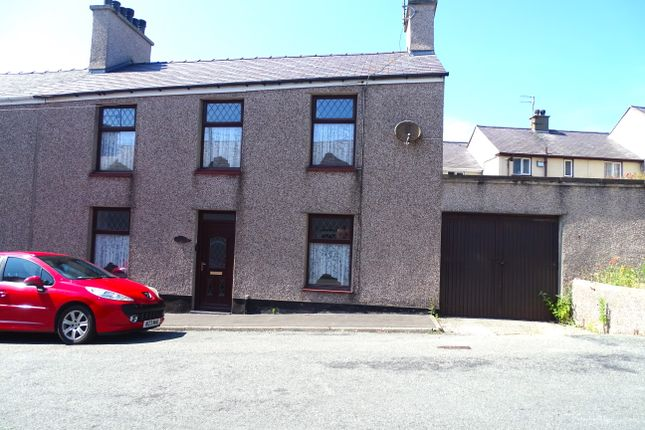 Thumbnail Semi-detached house for sale in Cecil Street, Caergybi, Ynys Mon