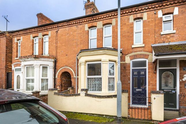 3 bed terraced house for sale in Roberts Street, Rushden, Northamptonshire NN10