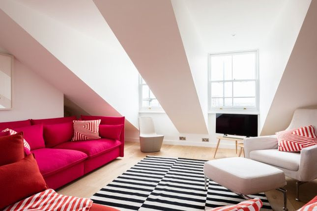 Thumbnail Flat to rent in Lansdowne Crescent, Notting Hill