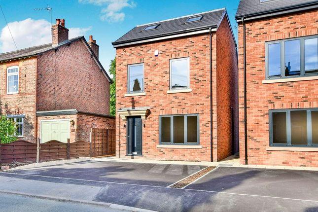 Thumbnail Detached house for sale in South Oak Lane, Wilmslow