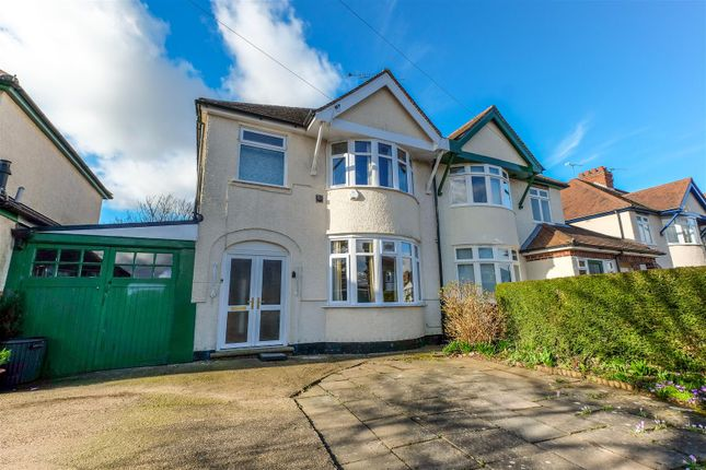 Thumbnail Semi-detached house for sale in Lonsdale Road, Leamington Spa