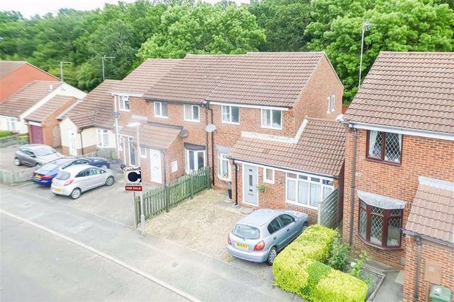 4 bed semi-detached house for sale in Perracombe, Furzton, Milton Keynes, Bucks MK4