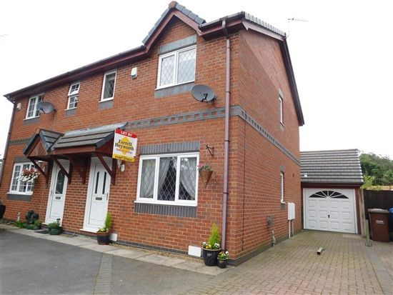 Thumbnail Property to rent in Langton Close, Eccleston, Chorley