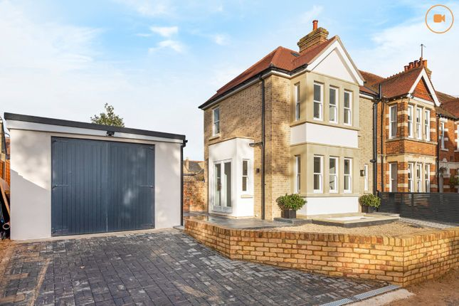 Thumbnail Semi-detached house for sale in Beech Croft Road, Summertown