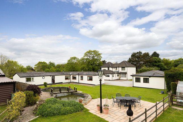 Thumbnail Detached house for sale in Sugar Lane, Whiteley Green, Adlington