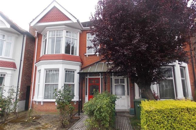 Semi-detached house to rent in Woodlands Road, Harrow