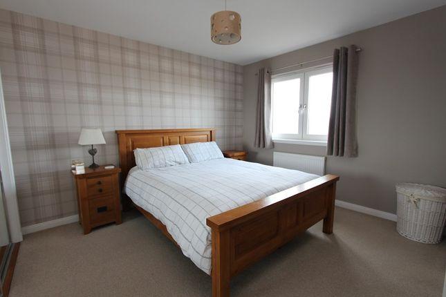 Master Bedroom of 10 Bramble Close, Slackbuie, Inverness IV2