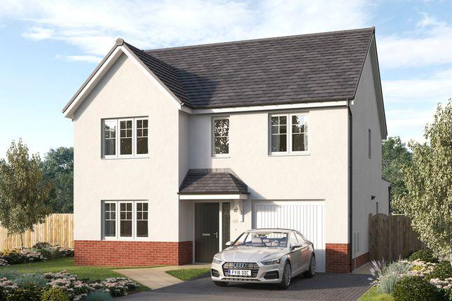 Thumbnail Property for sale in Draffen Mount, Stewarton, Kilmarnock