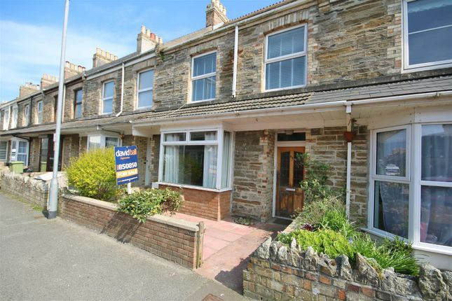 Thumbnail Terraced house for sale in Jubilee Street, Newquay