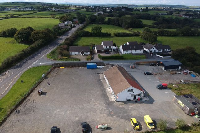 Thumbnail Commercial property for sale in Yr Hen Ysgol, Blaenporth, Cardigan