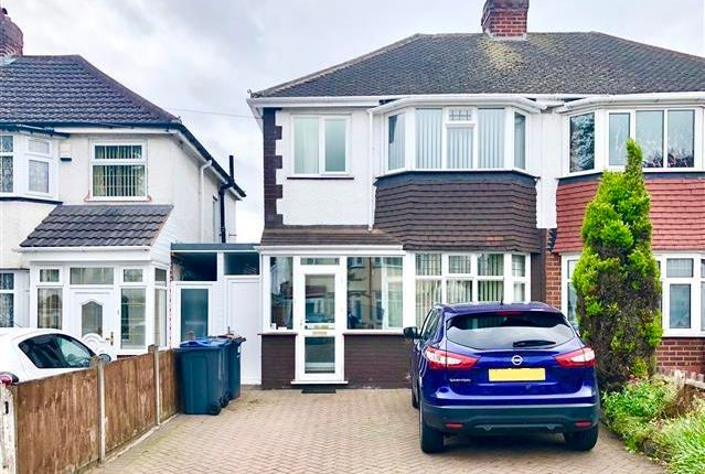 Thumbnail Property to rent in Sandringham Road, Great Barr, Birmingham