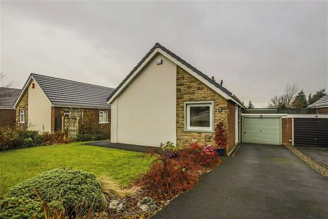 Thumbnail Detached bungalow for sale in Pennine Way, Brierfield, Nelson