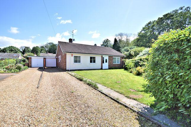 Thumbnail Detached bungalow for sale in Ingoldale, Ingoldisthorpe, King's Lynn