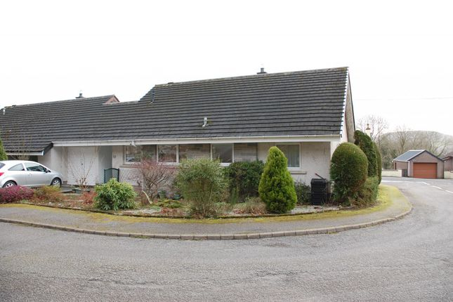 Thumbnail Terraced bungalow for sale in Dundarroch, 1 Barhill Drive, Dalbeattie