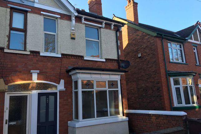 Thumbnail Studio to rent in Victoria Road, Wednesfield, Wolverhampton, West Midlands