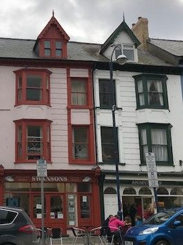 Thumbnail Shared accommodation to rent in North Parade, Aberystwyth