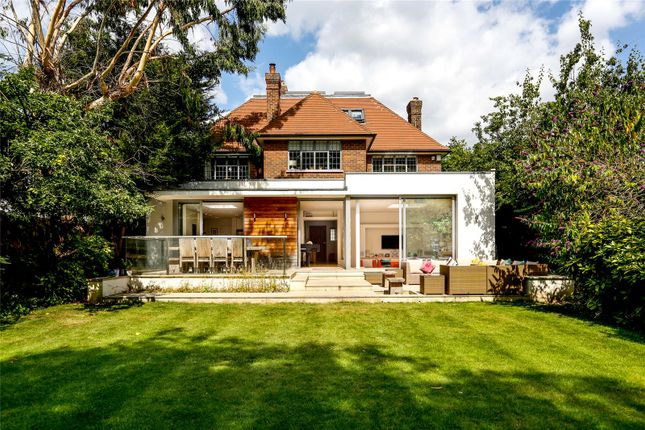 Thumbnail Detached house for sale in Kingsmere Road, Wimbledon