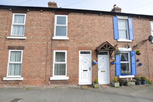 Thumbnail Terraced house to rent in Quarry Court, Telegraph Road, Heswall, Wirral
