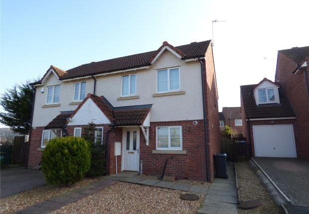 Thumbnail Semi-detached house to rent in Helvellyn Rise, Carlisle, Cumbria