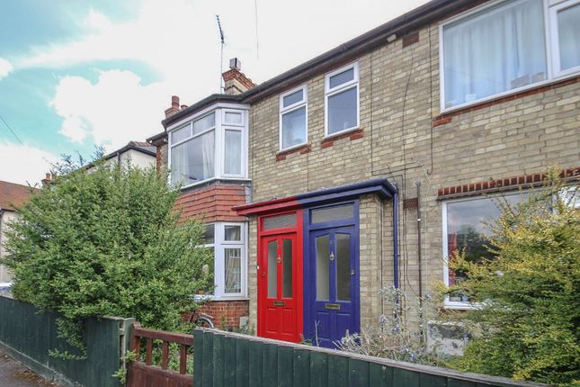 Thumbnail Flat to rent in Harvey Goodwin Avenue, Cambridge