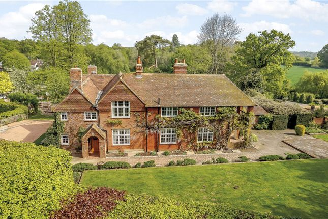 Thumbnail Detached house for sale in Thackhams Lane, Hartley Wintney, Hook, Hampshire