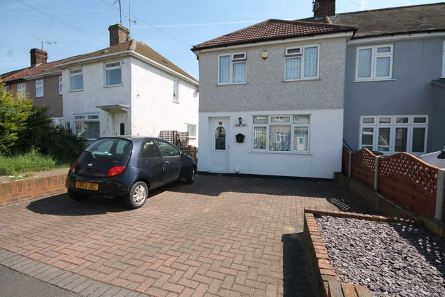 Thumbnail End terrace house for sale in Slade Gardens, Erith