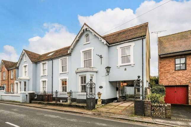 Thumbnail Semi-detached house for sale in Oving Terrace, Oving Road, Chichester