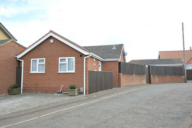Thumbnail Detached bungalow for sale in Wood View Court, New Costessey, Norwich, Norfolk