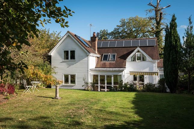 Thumbnail Detached house for sale in Straight Half Mile, Maresfield, Uckfield