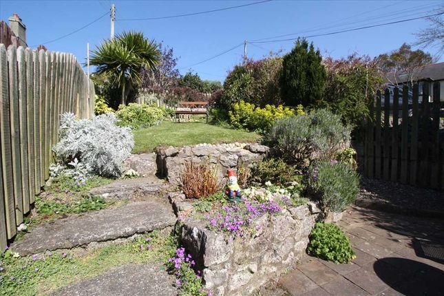Tiered Side Gardens