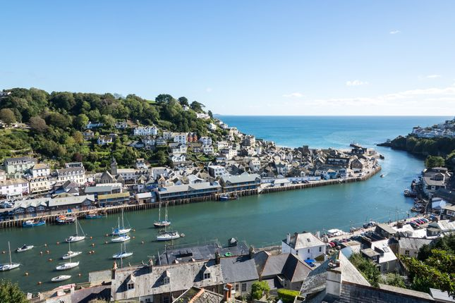 Thumbnail Detached house for sale in The Downs, West Looe, Cornwall